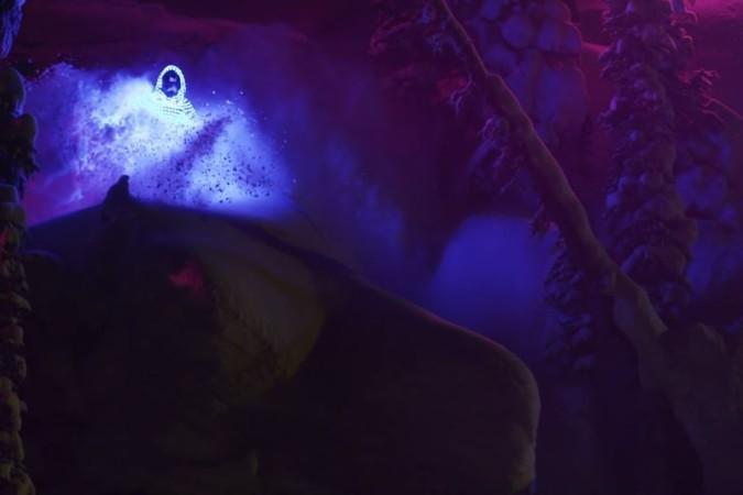 Film AFTERGLOW – Lightsuit Segment